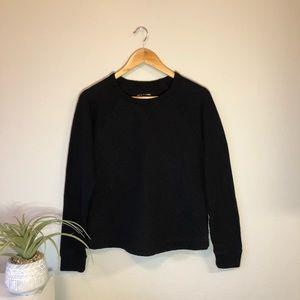 Rag & bone Rein Raglan quilted sweater 🌸
